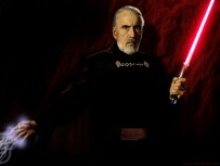 Count Dooku Wallpaper
